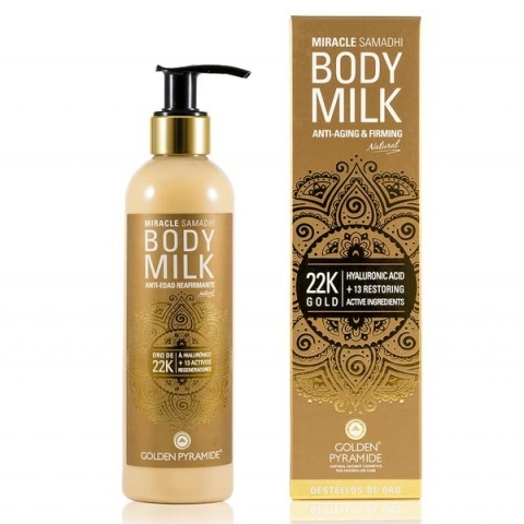 Body Milk Antiaging & Firming
